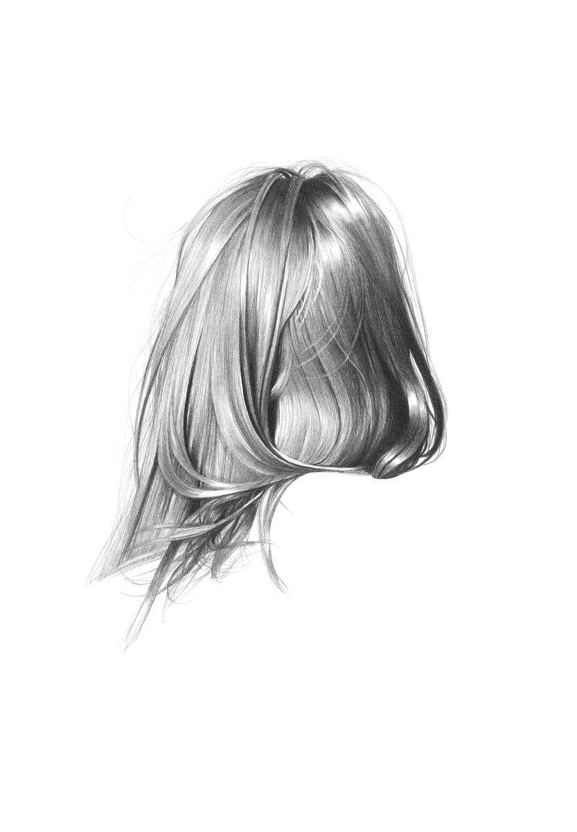 Ninasagt – Oriana Fenwick, Hair