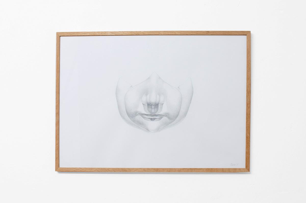 Ninasagt – Oriana Fenwick, Hybrid II (face mirrored)