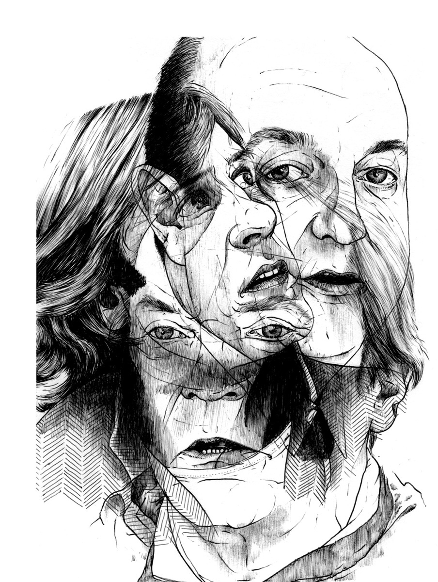 Ninasagt – Jan Garet, Buffet froid