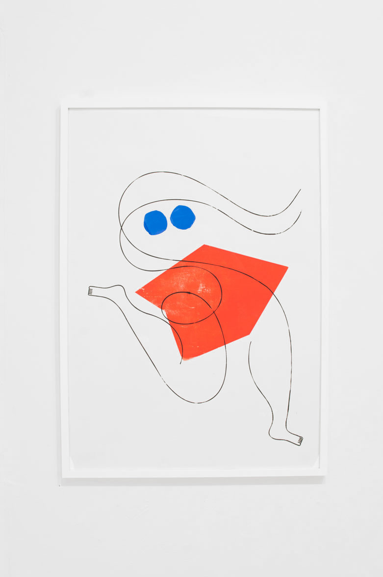 Ninasagt – Jonathan Calugi, Dancer No. 2