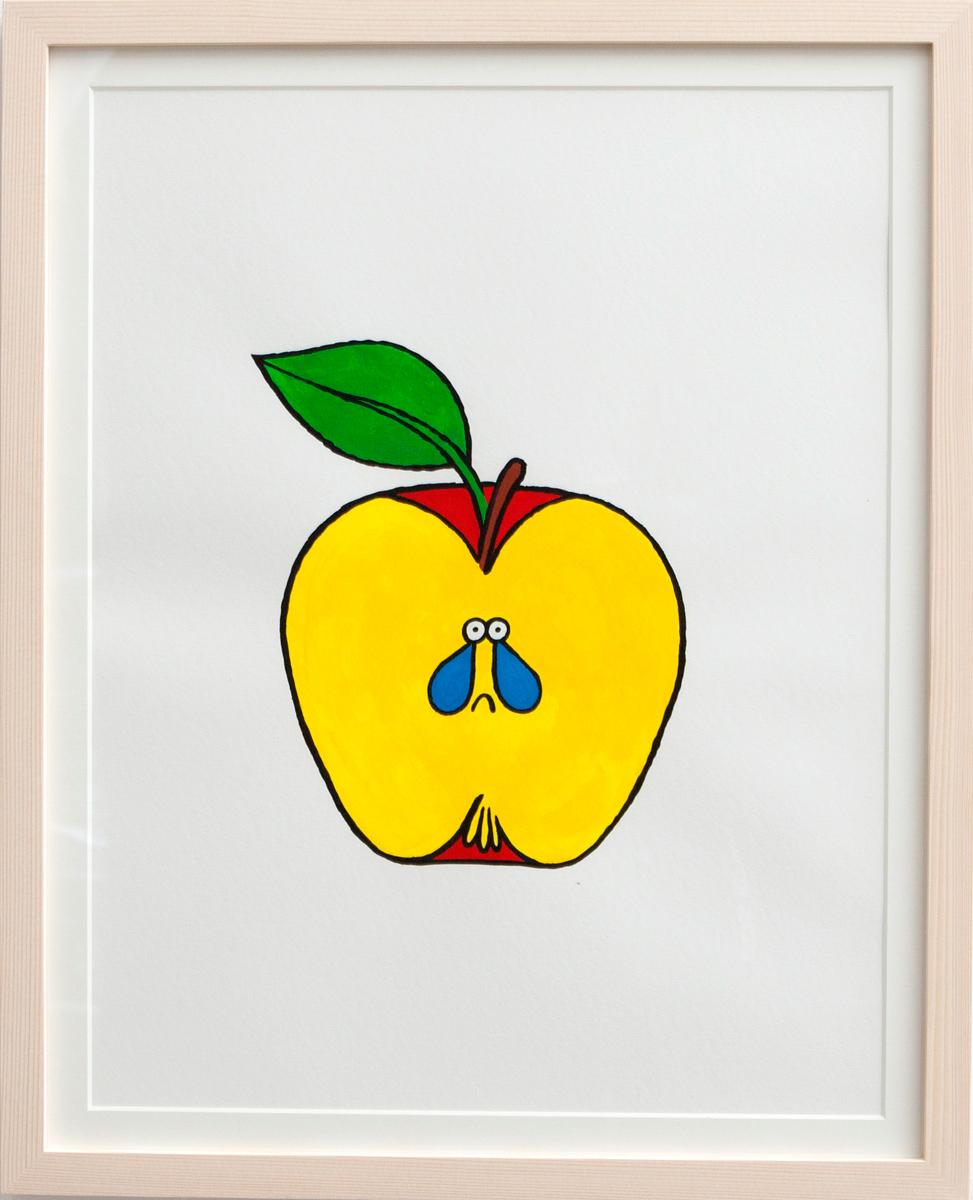 Ninasagt – Nadine Redlich, Apple