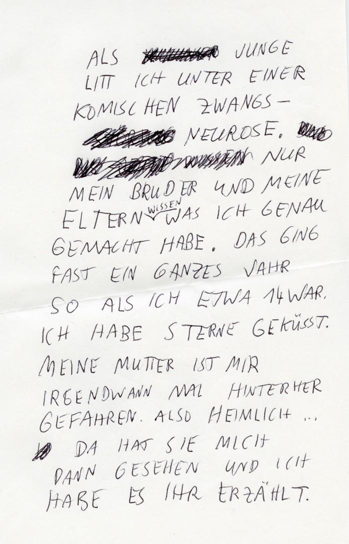 Ninasagt – Max Kersting, Untiteled