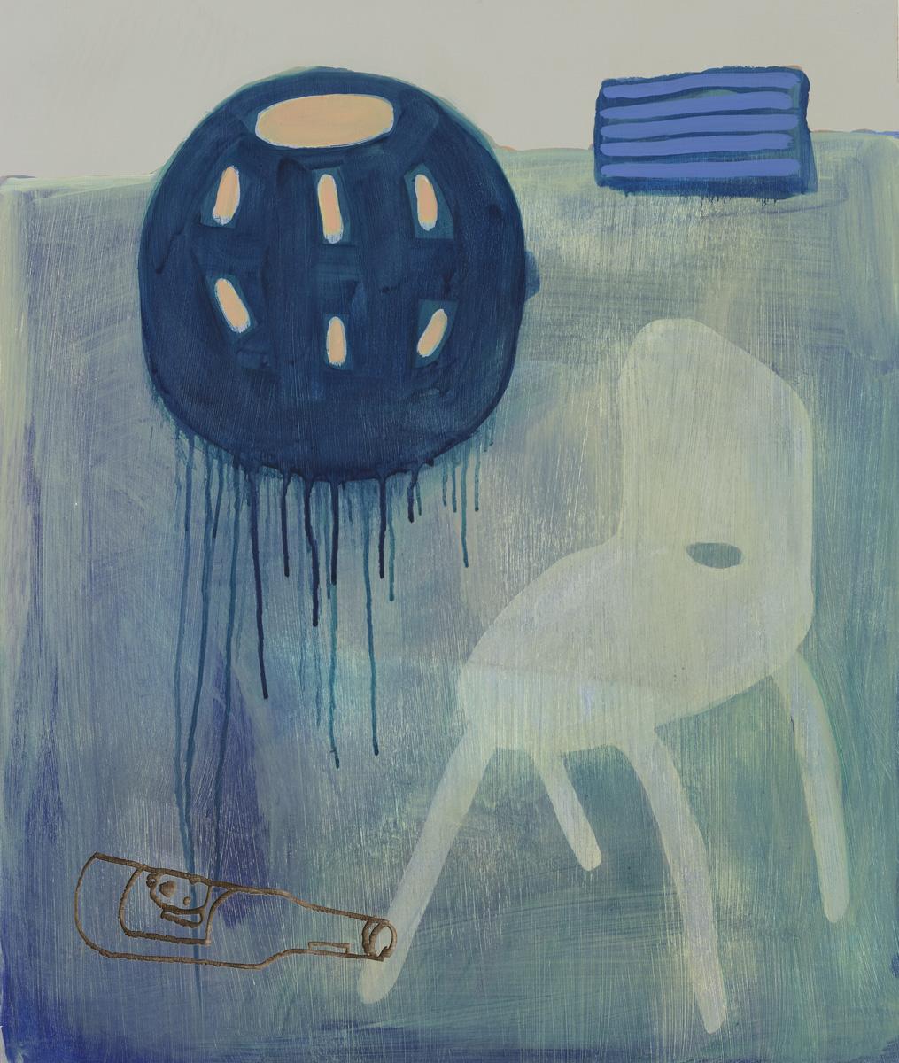Ninasagt – David Iain Brown, lonely-chair-and-wasabi-ball