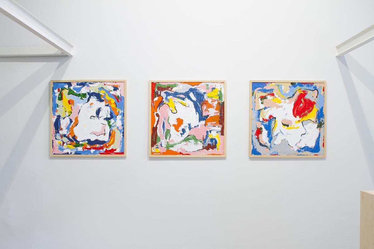 Ninasagt – Tan Lines, toni-abstract