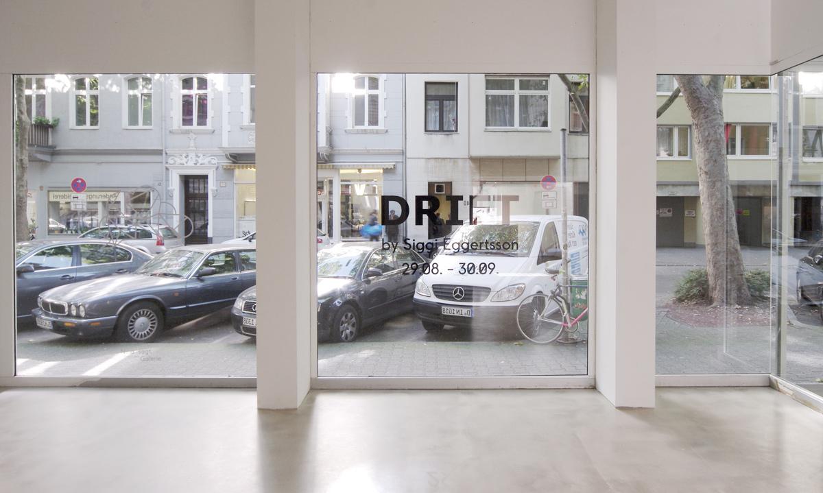 Ninasagt – Drift, galerie4klein