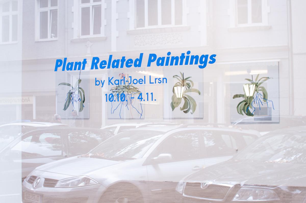 Ninasagt – Plant Related Paintings, galerie_01-klein