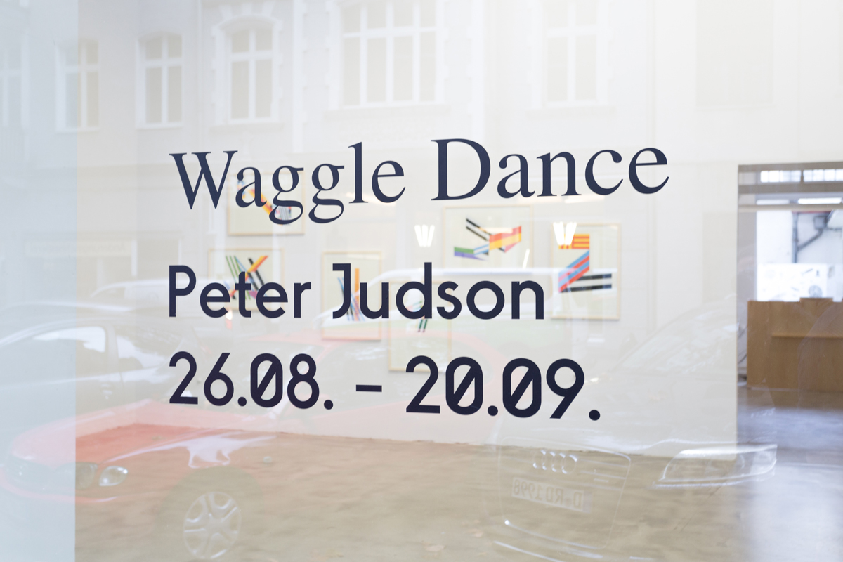 Ninasagt – Waggle Dance, peter-judson-gallery-view-2