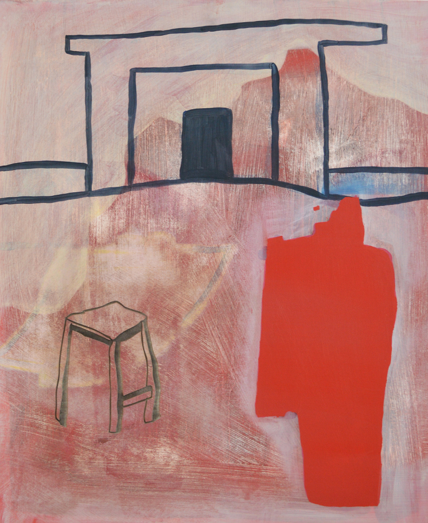Ninasagt – Art is made in the bedroom, david-iain-brown_fire-fire