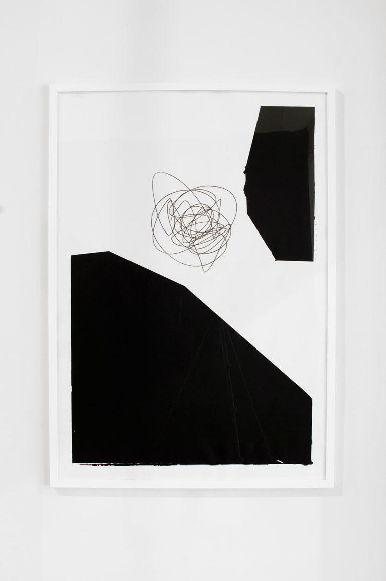 Ninasagt – Oriana Fenwick, Untitled Black