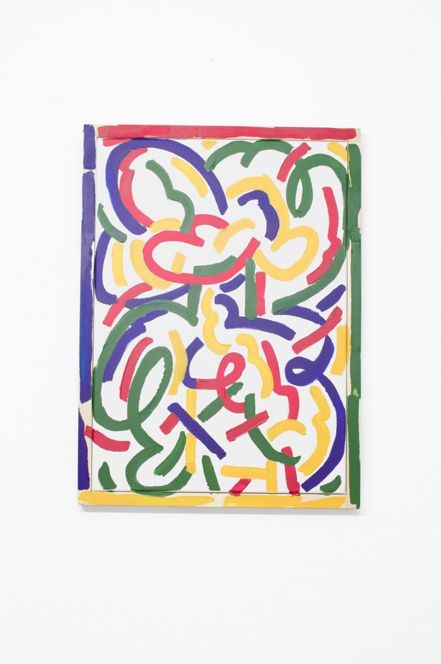 Ninasagt – Karl-Joel Larssons work featured on It's Nice That., Bewegtes Stilleben I