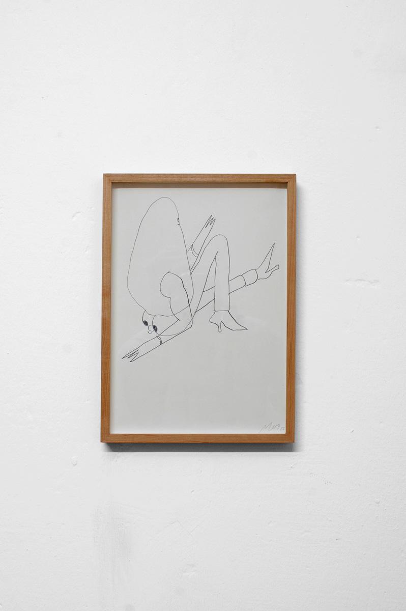 Ninasagt – Nadine Redlich, Untitled