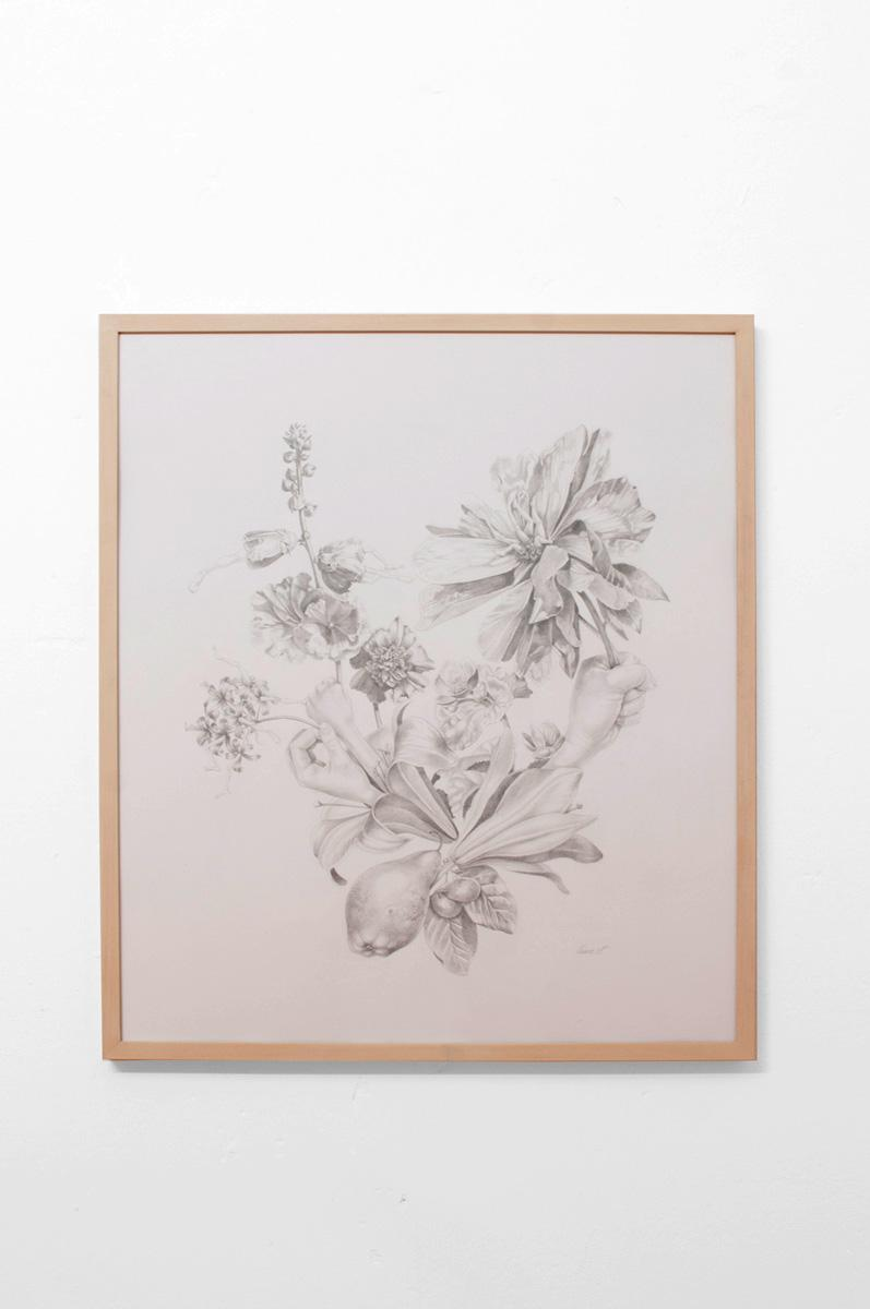 Ninasagt – Karl-Joel Larssons work featured on It's Nice That., Hybrid I (Plants)