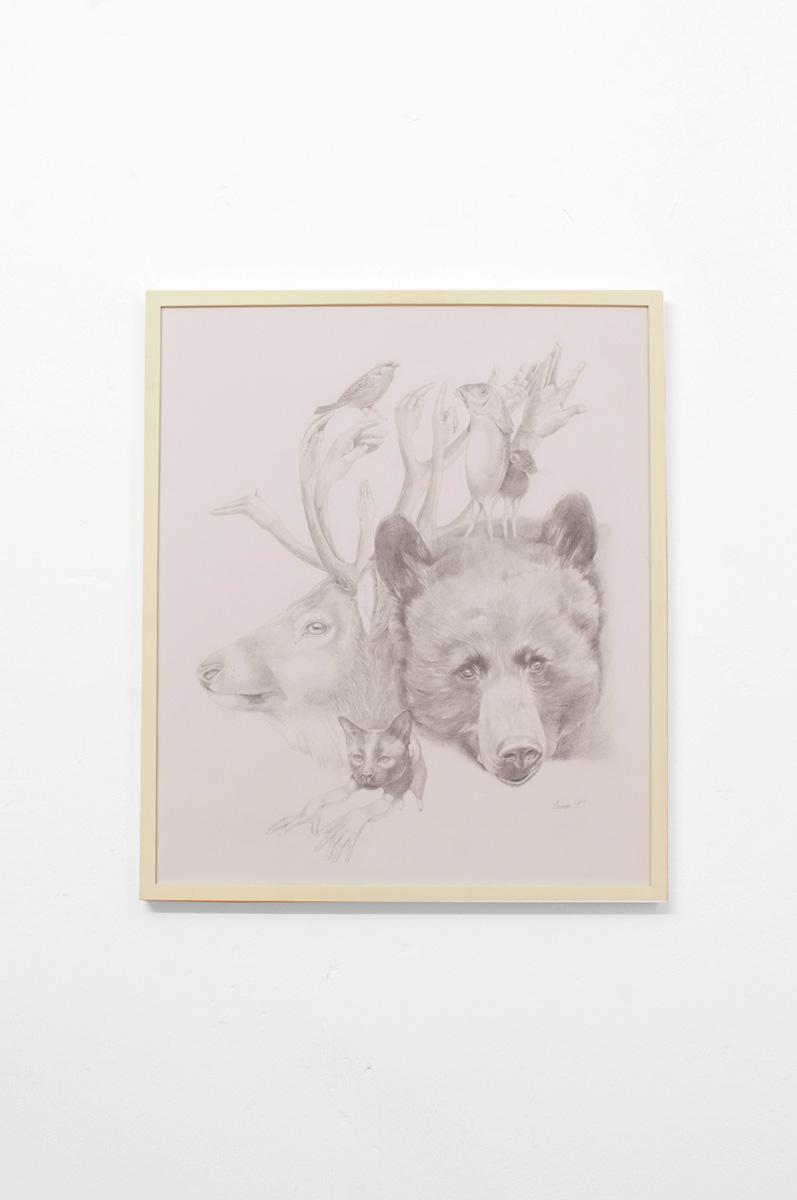 Ninasagt – Out of Shape, Hybrid I (Animals)