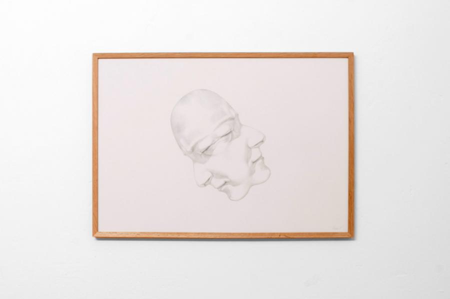 Ninasagt – Oriana Fenwick, Hybrid II (Face profile mirrored)