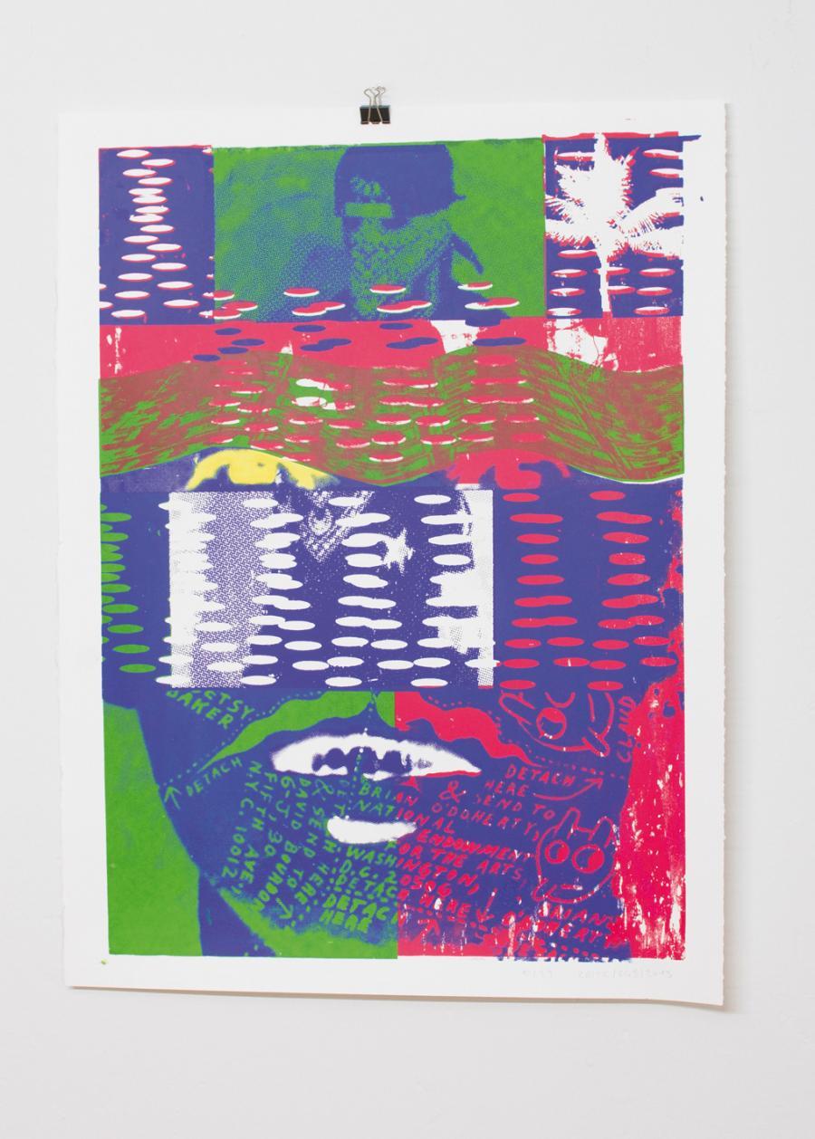 Ninasagt – Alexander Romey, RGB