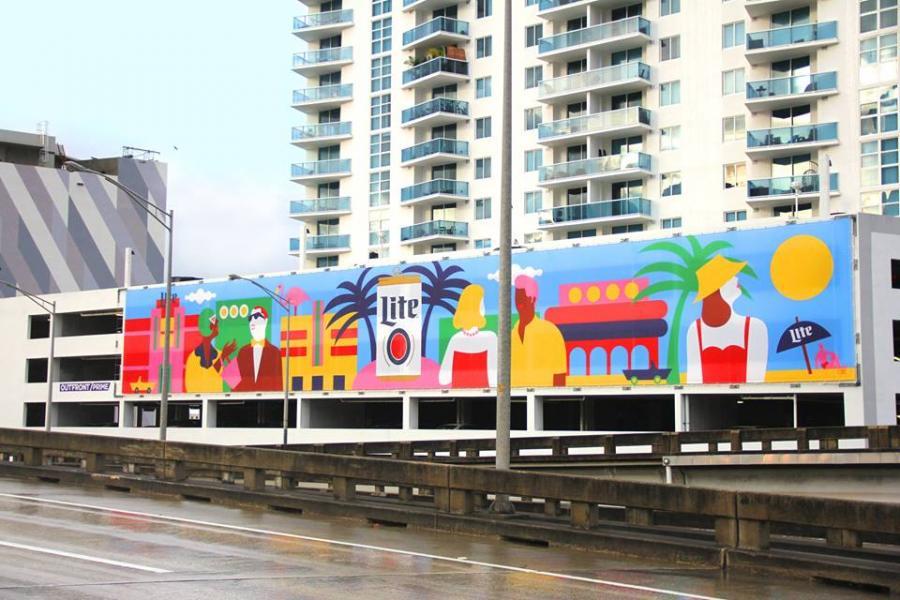 Ninasagt – Olimpia in Miami