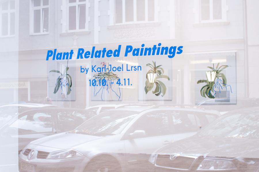 Ninasagt – Plant Related Paintings