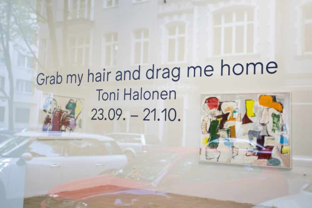 Ninasagt – Toni Halonen