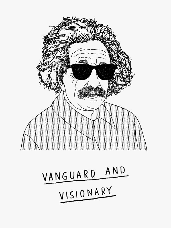 Ninasagt – Stefan Golz, Vanguard and Visionary