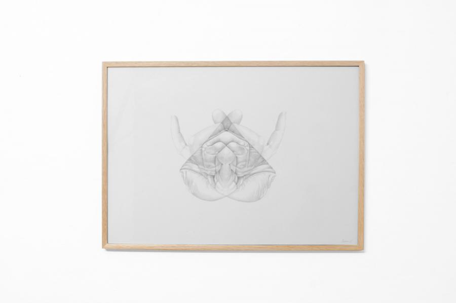 Ninasagt – Oriana Fenwick, Hybrid II (Hands mirrored)