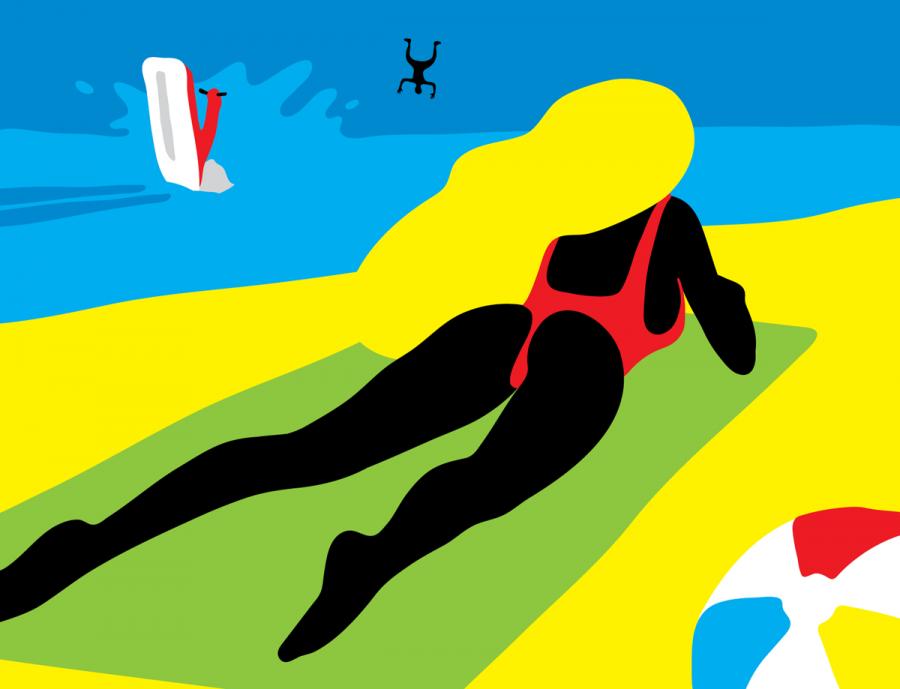 Ninasagt – Toni Halonen, Biggest Splash